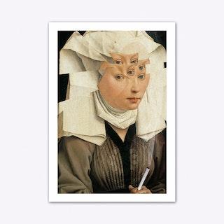Rogier Van Der Weyden Und Das Laster Art Print