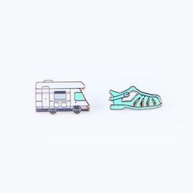 Pinaholic Holidays Pins