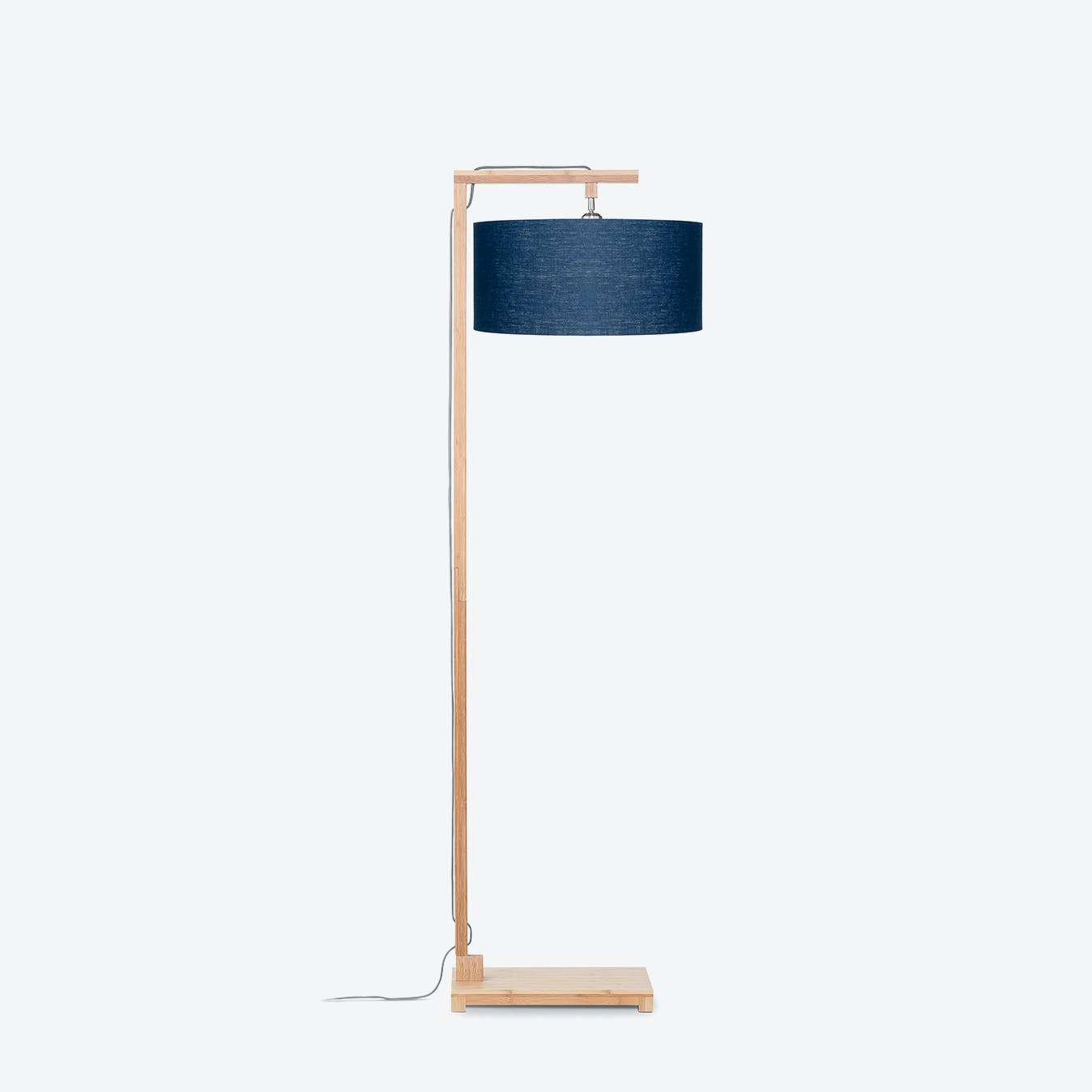 Himalaya Floor Lamp Blue Denim