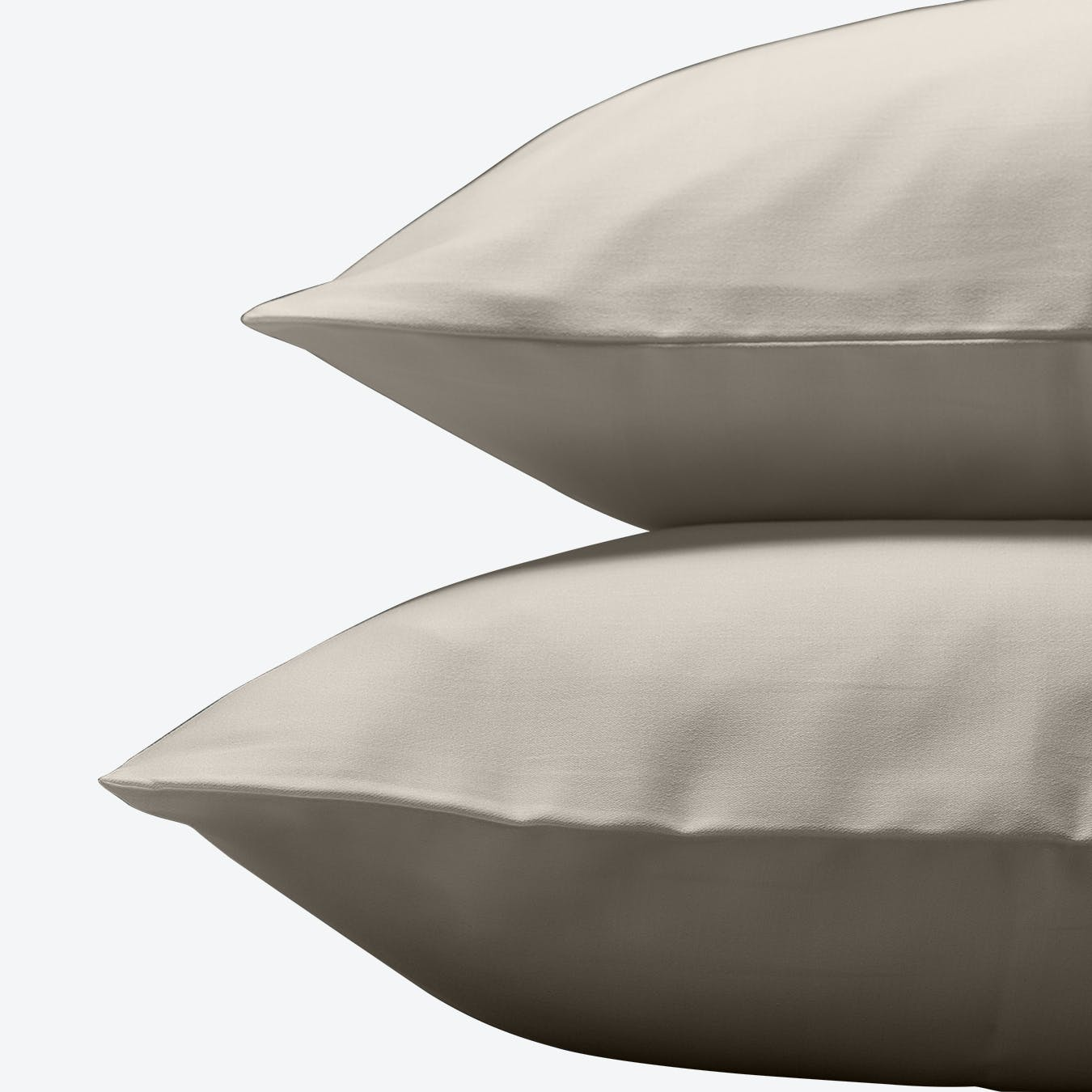 Sateen Pillow Case Baltic Sand by