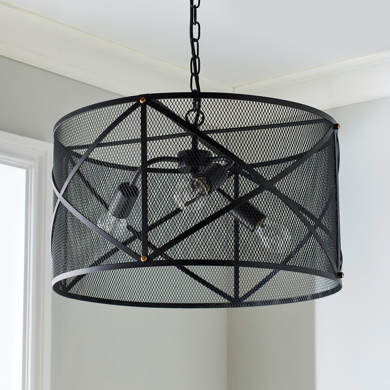 Wilko   Cage pendant light, Pendant