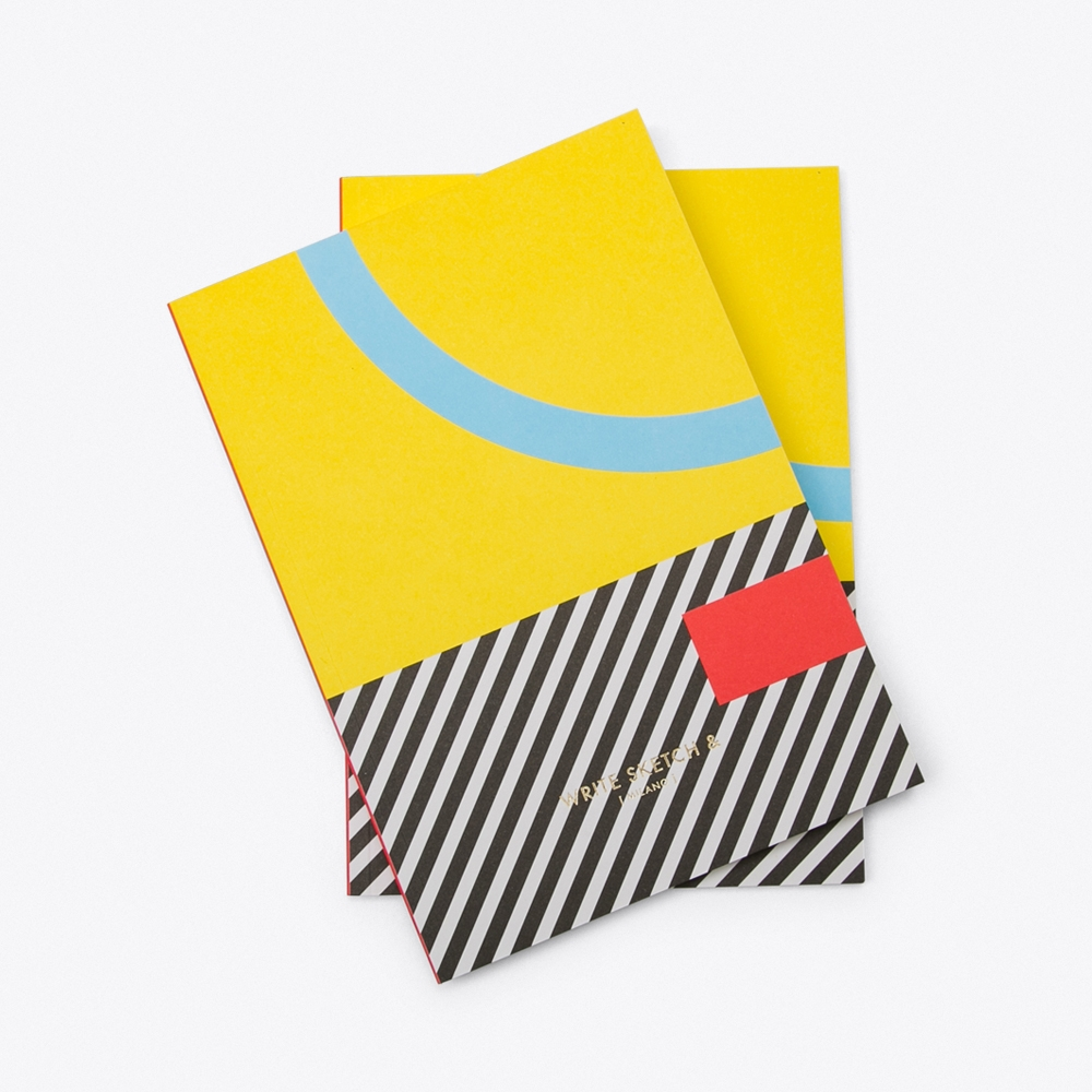 Super! Joy Notebooks Set of 2