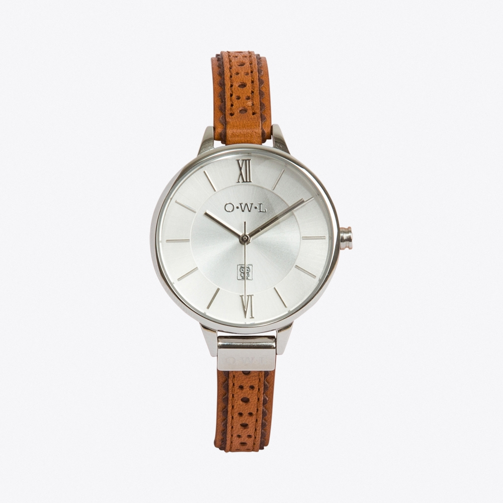 Belfast Watch in Tan