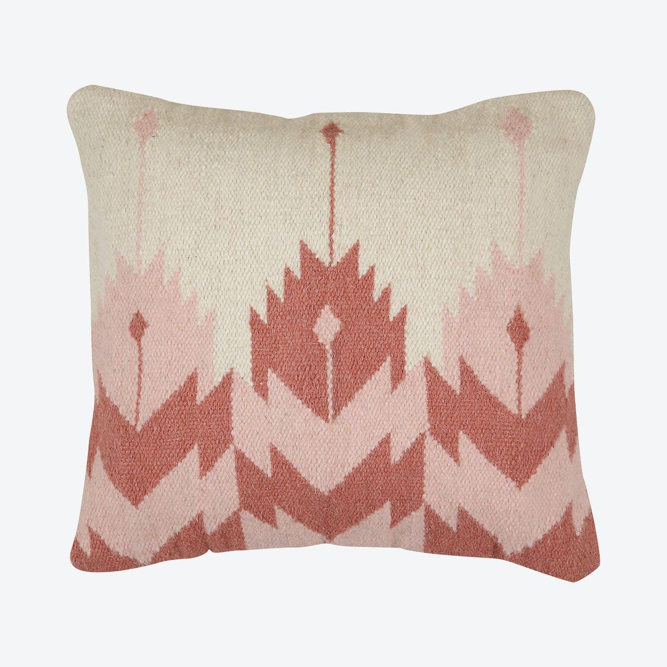 Barichara Pillow Indigo Mint by