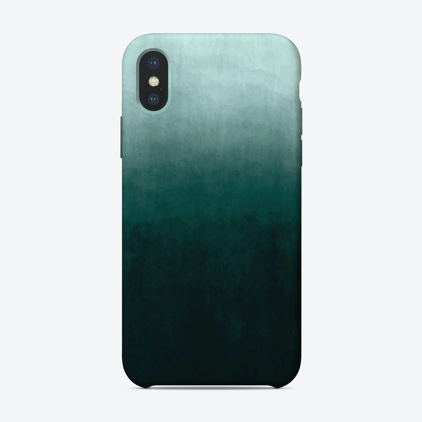 Mid Century Chevron Art iPhone 11 case