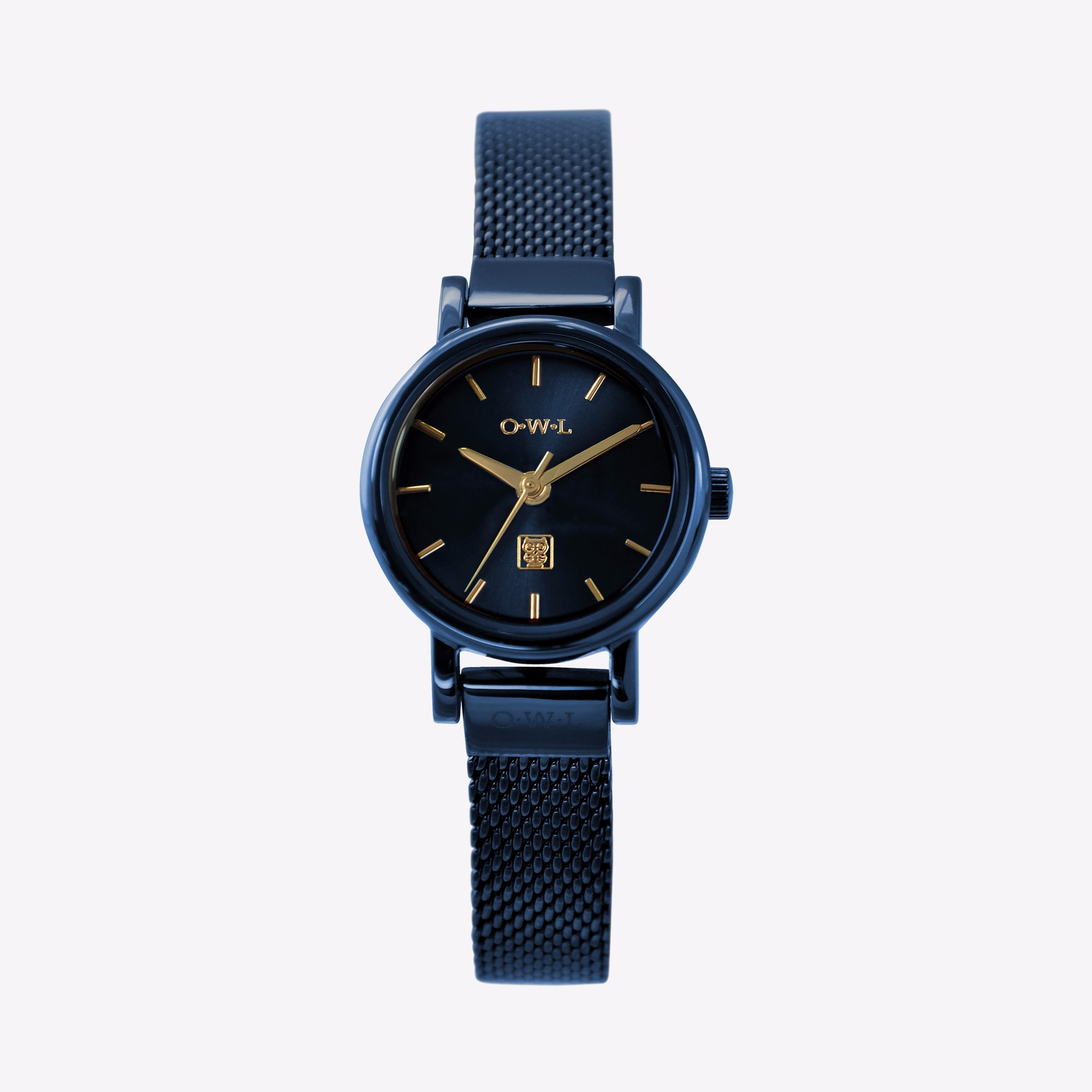 The Ashbourne Watch in Deep Blue