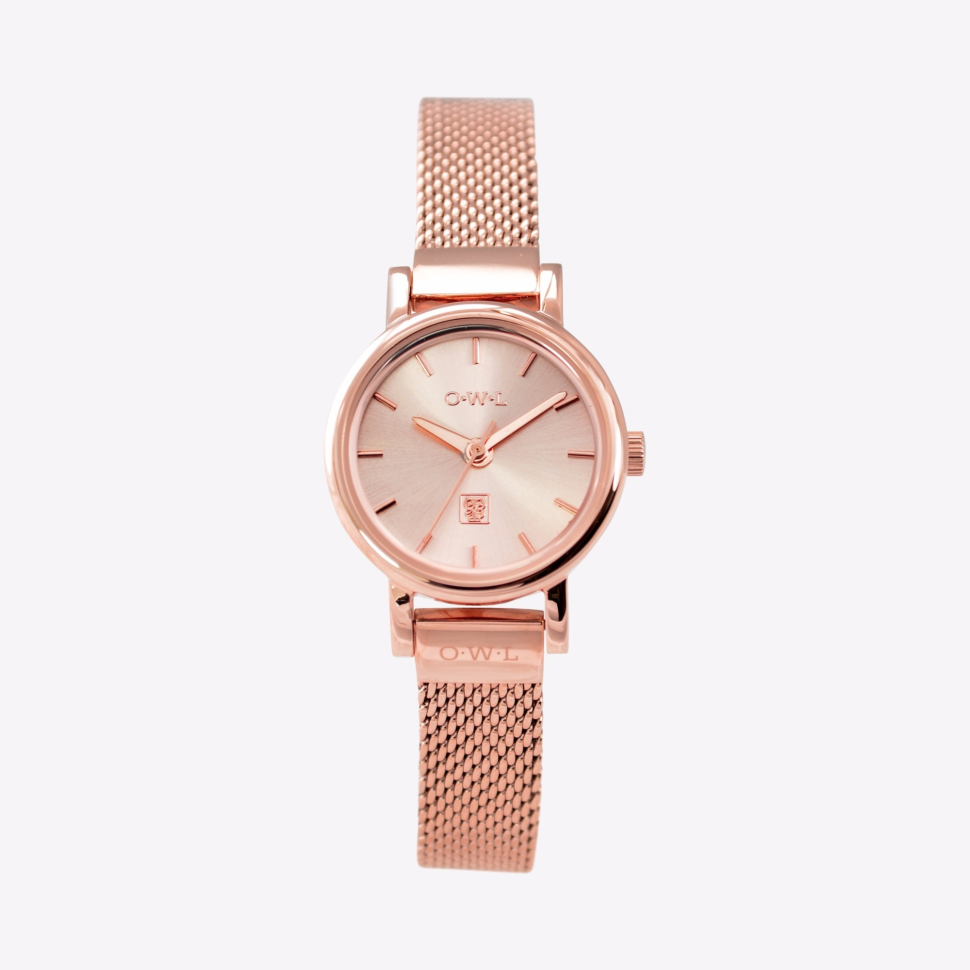 The Ashbourne Watch in Rose Gold