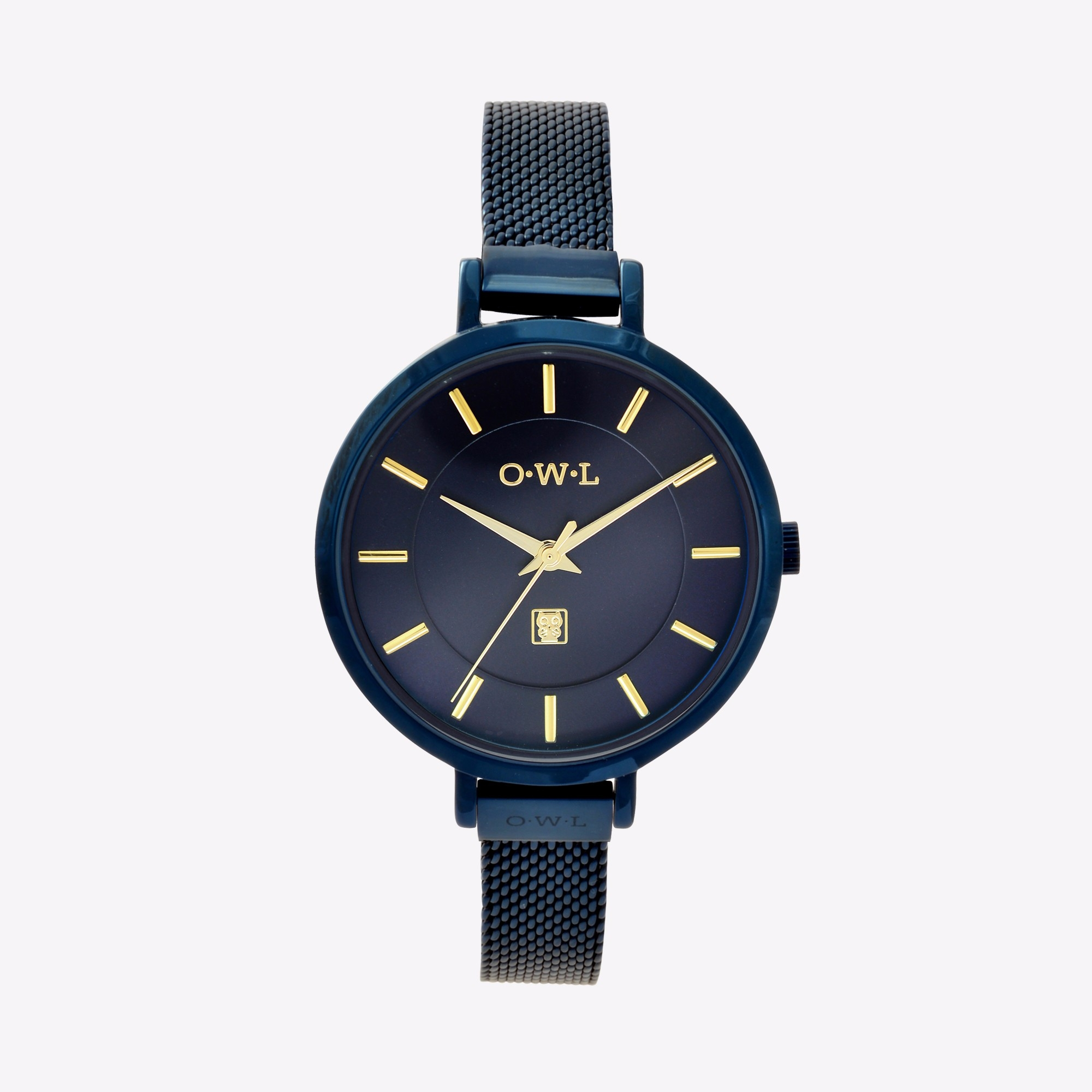 The Ledbury Watch in Deep Blue