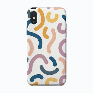 Multiple Rainbow Phone Case