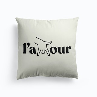 L'amour Cushion