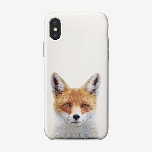 Fox I  iPhone Case