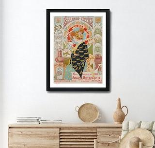 Art Nouveau Posters & Prints