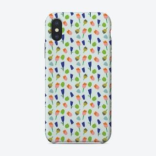 Flower Lollipop Phone Case
