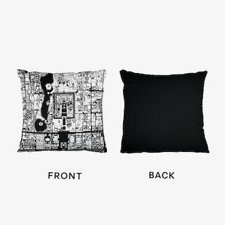 The Forbidden City Cushion