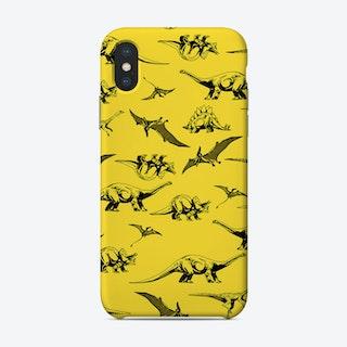 Dinosaur   Phone Case