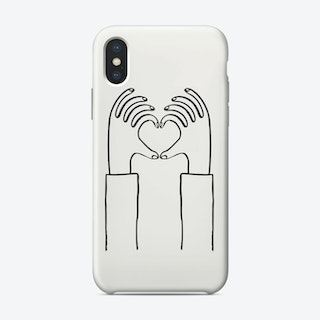 Heart You Phone Case