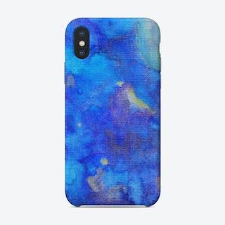 Deep Blue Phone Case