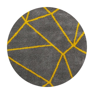 Grey and Yellow Rugs
