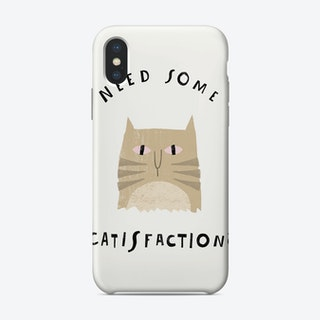 Catisfaction 8 Phone Case