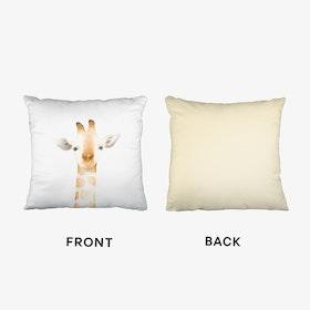 Nursery Giraffe Cushion