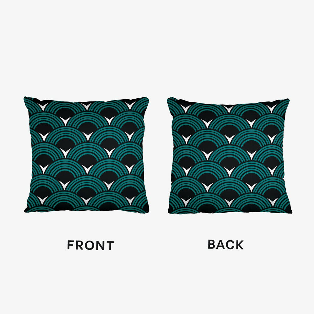 Deco Pattern Cushion