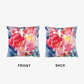 Floral Hug Cushion