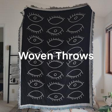 Woven Throws