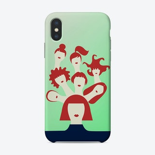 Ms Personalities Phone Case