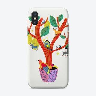 Lemon Tree Phone Case