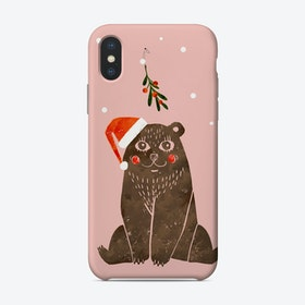 Christmas Bear Phone Case