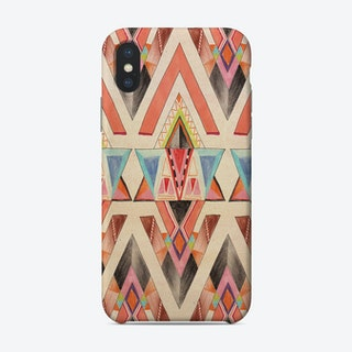 Aztec Geometric Phone Case