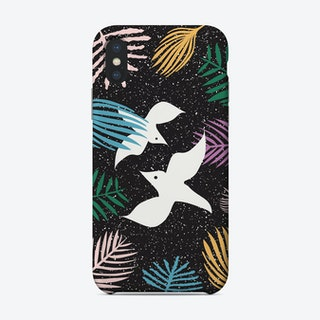 Birds Of Paradise Phone Case