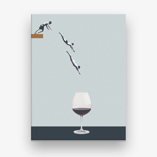 Your Best Friends Forget You Get Old Canvas Print