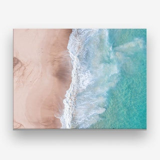 Beach Photo Canvas Print
