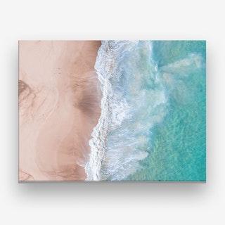 Beach Photo Canvas Print