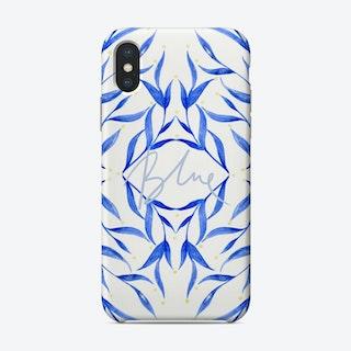 Blue Case Phone Case